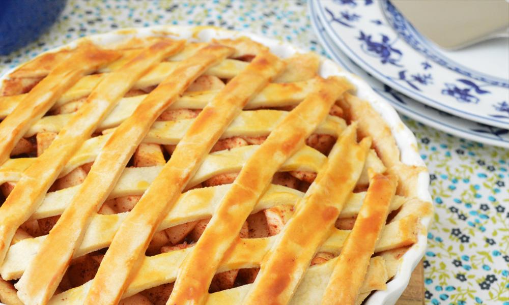 Torta de Maçã Fácil e Prática