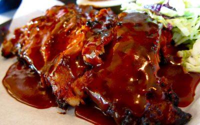 Bisteca Suína ao Molho Barbecue